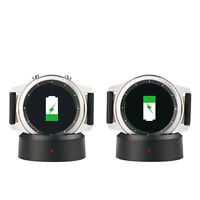 For Samsung Gear S2/S3 Frontier/Classic Wireless Charging Dock Cradle Charger
