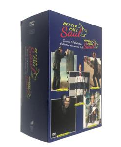 Better Call Saul Complete Series All 1-5 Seasons (DVD Set-15 Discs)&