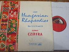ALP 1446 Liszt Hungarian Rhapsodies / Cziffra R/G