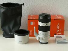 Sony FE 70-200 F4 G OSS Objektiv, Vollformat