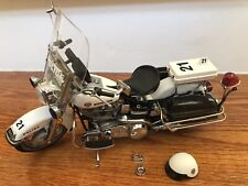 New ListingFranklin Mint Harley-Davidson Police Bike Edition Motorcycle 1:10.