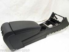 2006 VW PASSAT CENTER CONSOLE ARMREST AIR VENT LEATHER BLACK OEM 06 07 08 09 10