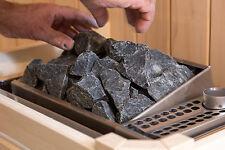 Sauna Stones, Heater rocks,  35 LB, US seller, Fast free shipping
