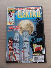Elektra  9  . Marvel 1997 -  VF