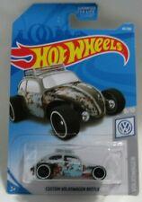 Hot Wheels 8/10 Custom Volkswagen Beetle  69/250 Mattel
