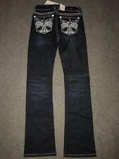 Juniors LA Idol Jeans Size 5 / 29x34 ( W:29 L:34 ) NWT