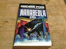 Narabedla Ltd. by Frederik Pohl Vtg. SciFi Paperback