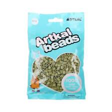 Artkal 1000 midi Bügelperlen 5mm Mossy Green S115 , Fuse beads