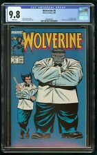 WOLVERINE (1989) #8 CGC 9.8 WHITE PAGES