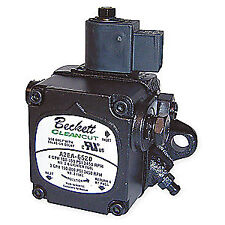 BECKETT Oil Burner Pump,3450 rpm,4gph,100-200psi, 2184404GU