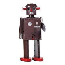 Saint John Estaño juguetes robot Atómica gigante Gris SJ020037