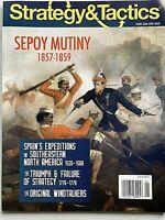 SEPOY MUTINY 1857-1859 January 2020 STRATEGY & TACTICS Magazine THE WINDTALKERS