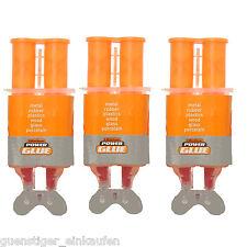 ( 4,05€/ 10ml) 3x 6ml 2 composants Super Glue métal plastique COLLE verre 2 K