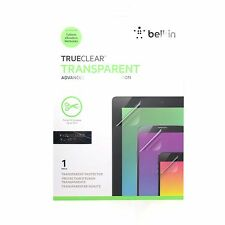 "BELKIN SCREEN PROTECTOR FOR TABLET UP TO 12.6"" UNIVERSAL CLEAR 1PK NEW F8M729BT"