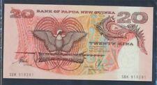 Papoea-Guinee Pick-Aantal: 10b ongecirculeerd 20 Kina (8345822