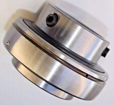 "Premium UC205-16  Insert Bearing 1"" Bore  w/Set Screw Re-lube Type  Spherical OD"