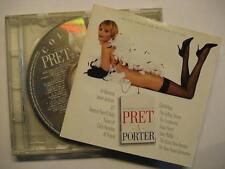 PRET A PORTER - CD - O.S.T. - ORIGINAL MOTION PICTURE SOUNDTRACK ROLLING STONES