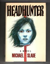Headhunter by Michael Slade Signed