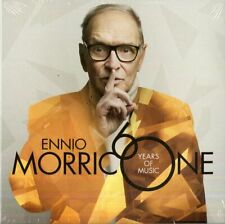 ENNIO MORRICONE - 60 Years Of Music. deluxe edition (2016) CD + DVD