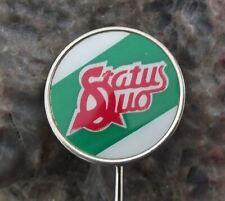 Status Quo 1980's Popular Pop Music Rock Group Fan Souvenier Pin Badge