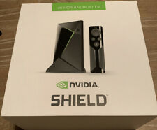NVIDIA SHIELD TV 4K HDR Streaming Media Player - Black