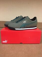 reputable site e56d4 82c86 Puma Youth Black White Roma Basic Jr 354259-01 Shoes Sneakers Size 6 US 39