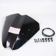Windscreen black original type motorrad Kawasaki 750 Z 203WSC0009 New