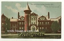 Early View State School Main Building Owatonna MN A5915