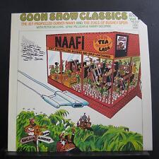 """The Goons - Goon Show Classics Vol. 2 12"""" Mint- PYE 12122 Mono 1975 Vinyl Record"""