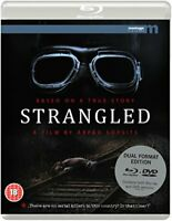 STRANGLED [Montage Pictures] Dual Format (Blu-ray and DVD) edition[Region 2]