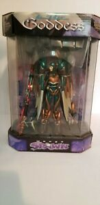 Exclusive MANGA GODDESS  SPECIAL EDITION 1998 Spawn Fishtank Case McFarlane Toys