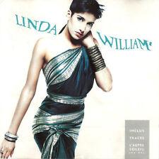 CD Linda WILLIAM - Traces 10T avec un REMIX 1989 RARE