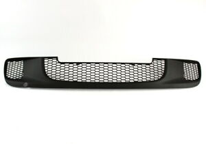 Fiat 500 Abarth Grille Front Grille Grill Bumper Lower Black 735465485