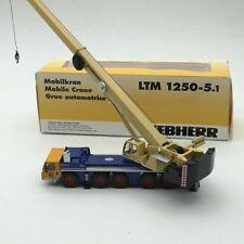 1/87 Tonkin Liebherr LTM 1250-5.1Mobilkran Mobile Crane Grue Automotrice Diecast