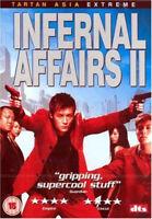 Infernal Affairs II DVD Nuevo DVD (TVD3508)