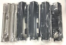 New Grill Replacement Heat Plate And Burners Stainless Steel 4 Pack Each