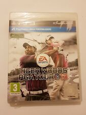 Tiger Woods PGA Tour 13 PlayStation 3 ps3 pal España Nuevo y Sellado de Fabrica