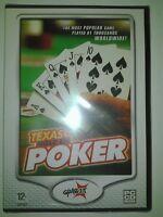 Texas Hold'Em Poker, PC CD-Rom Game