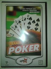Texas Hold'Em Poker, PC CD-Rom Game