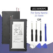 New Original Battery LIS1569ERPC For Sony xperia Tablet Z3 SGP611 SGP612 SGP621