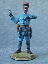 Shcherbakov-HQModels St. Petersburg: A French officer, IWW. Elite tin soldiers