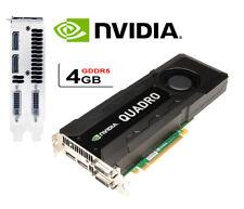 Nvidia Quadro k5000 Carte graphique professionnelle pour Workstation PC Cao 4 Go RAM