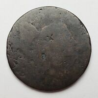 Dateless Liberty Cap Flowing Hair Large Cent Plain Edge 1794 / 1795 / 1796