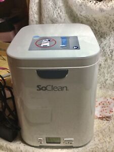 SoClean SC1200-S9K 2 Machine, Used 2x Complete with Filter Kit