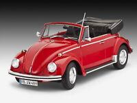Revell VW Käfer 1500 (Cabriolet) 1:24 07078 Plastik Bausatz