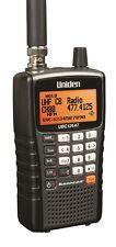 UNIDEN UBC126AT 500CH ANALOGUE HANDHELD SCANNER CFA FIRE POLICE AMBULANCE RADIO