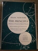 The Principia:The Authoritative Translation:Mathematical Principles Isaac Newton