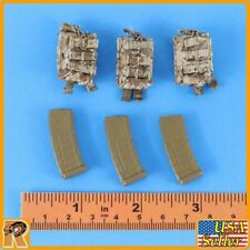 Female SEAL HALO - HK Rifle Mags - 1/6 Scale - Mini Times Action Figures