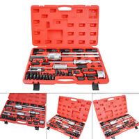 40PC Universal Injector Puller Remover Tool Kit For VW BMW FORD MERC VAUX
