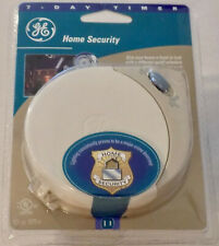 GE Home Security 7 Day Timer Give Your Home a Lived In Look - New!